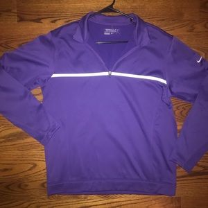 Nike Golf Therma-Fit quarter zip pullover